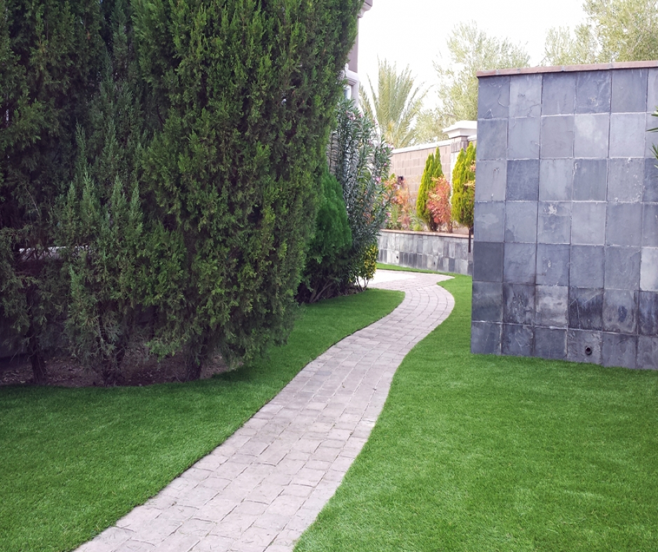 Artificial Grass Installation in Henderson, Nevada