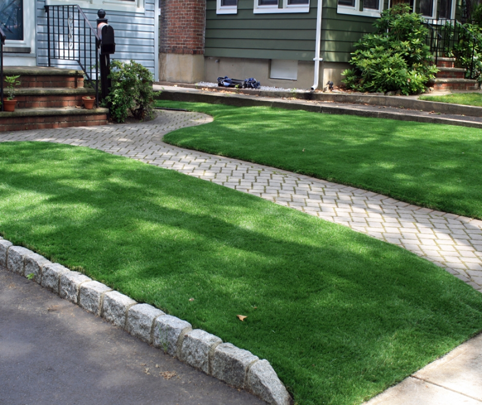 Artificial Grass Installation in Cliffside Park, New Jersey