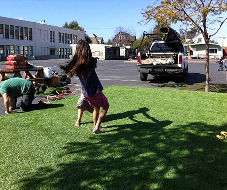 Artificial Grass Installation in El Cerrito, California