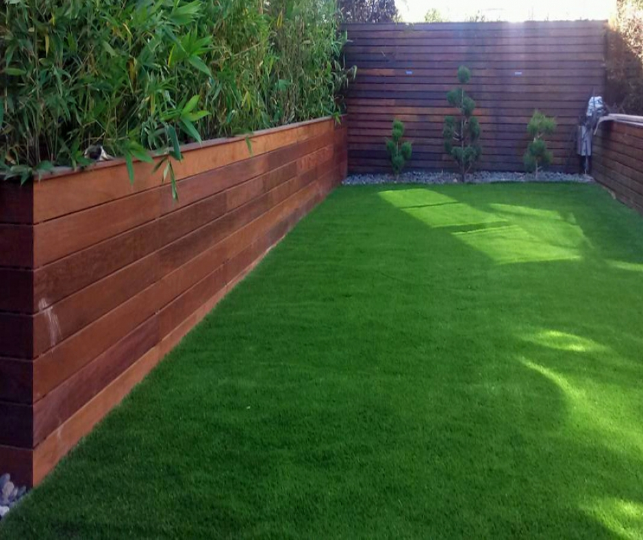 Artificial Grass Installation in Sausalito, California