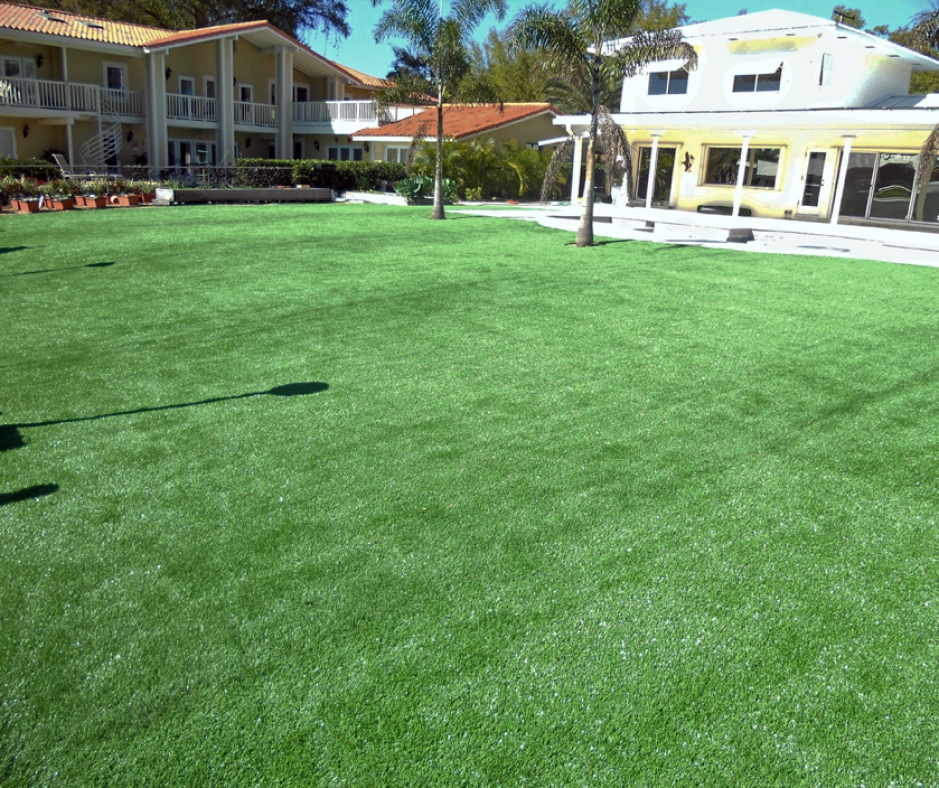 Artificial Grass Installation in Palm City, Florida