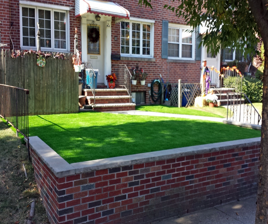 Artificial Grass Installation in Colleyville, Texas