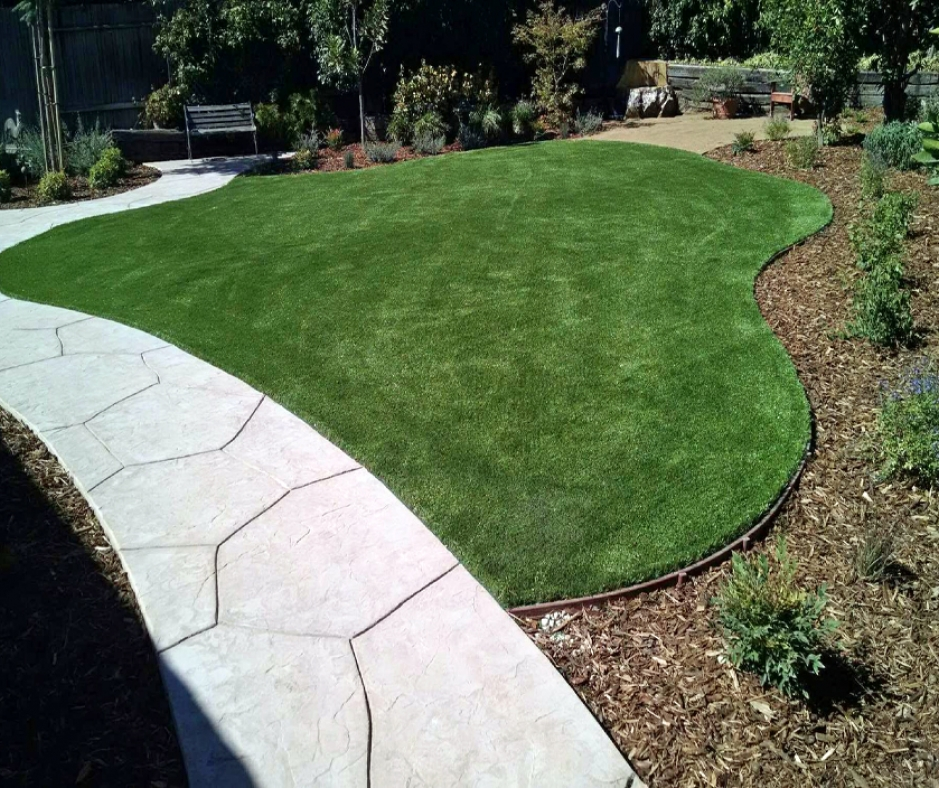 Artificial Grass Installation in Yorba Linda, California