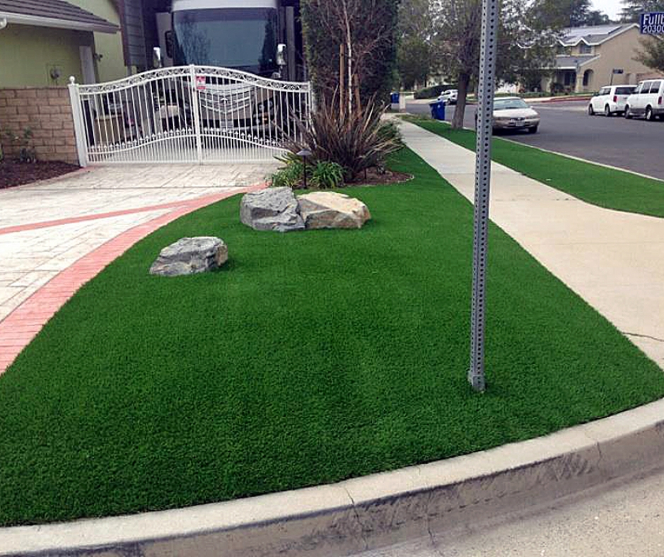 Artificial Grass Installation in Simi Valley, California