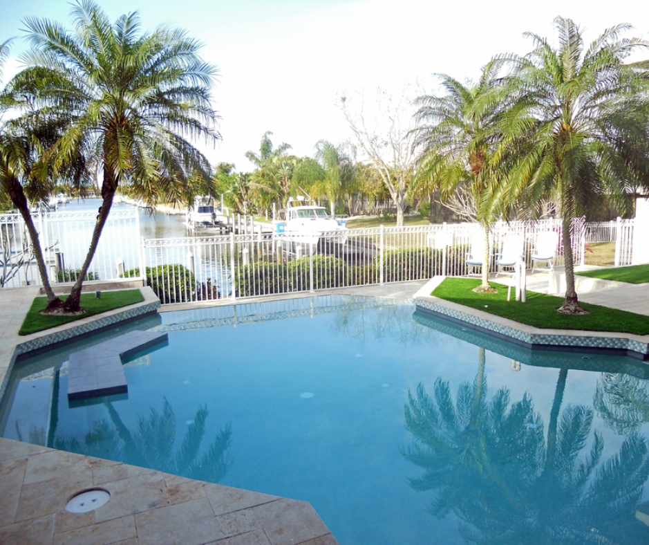 Artificial Grass Installation in Lake Mary, Florida