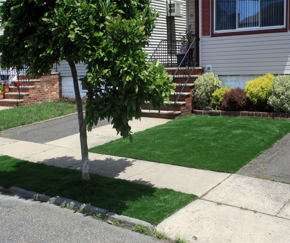 Artificial Grass Installation in Hartford, Connecticut
