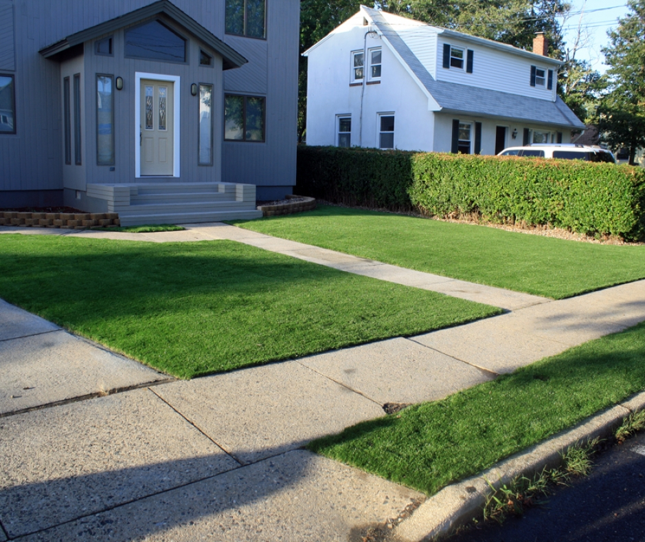 Artificial Grass Installation in Virginia Beach, Virginia