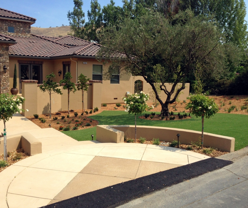 Artificial Grass Installation in San Marcos, California