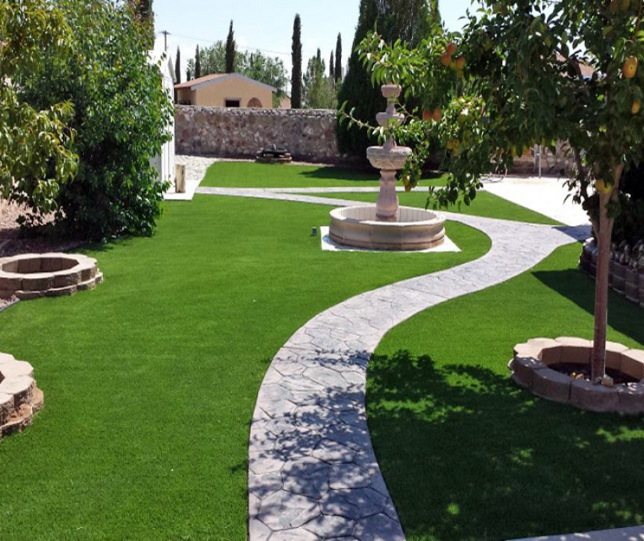Artificial Grass Installation in Laredo, Texas