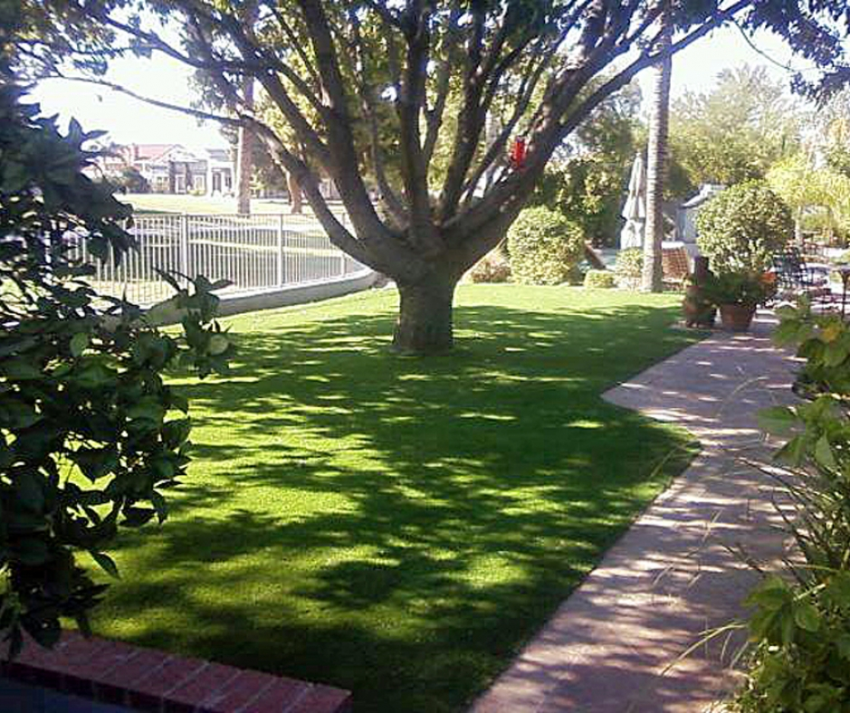 Artificial Grass Installation in Chino Hills, California