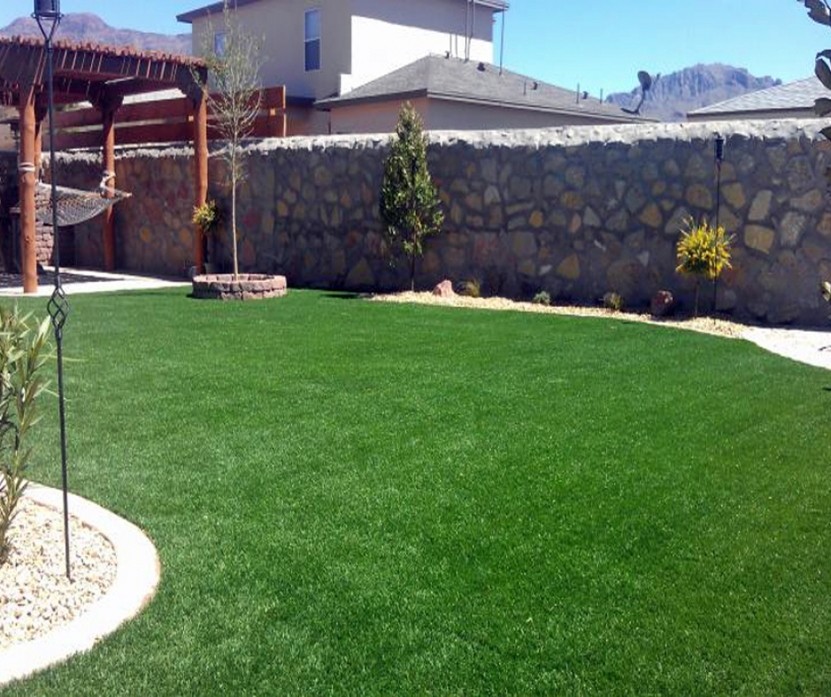 Artificial Grass Installation in Grand Prairie, Texas