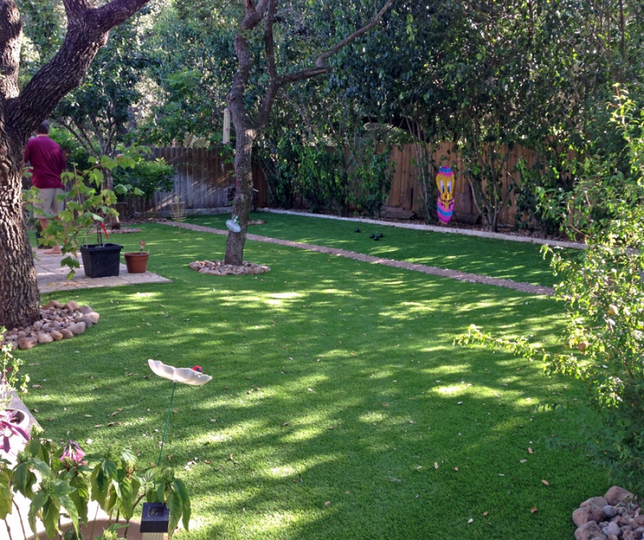 Artificial Grass Installation in Frisco, Texas