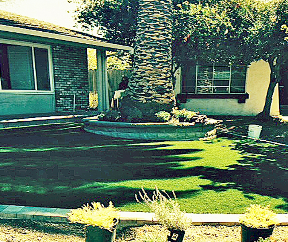 Artificial Grass Installation in Martinez, California