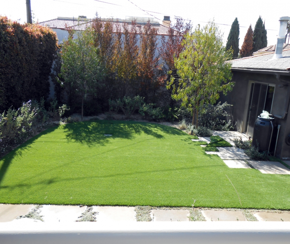 Artificial Grass Installation in Garden Grove, California