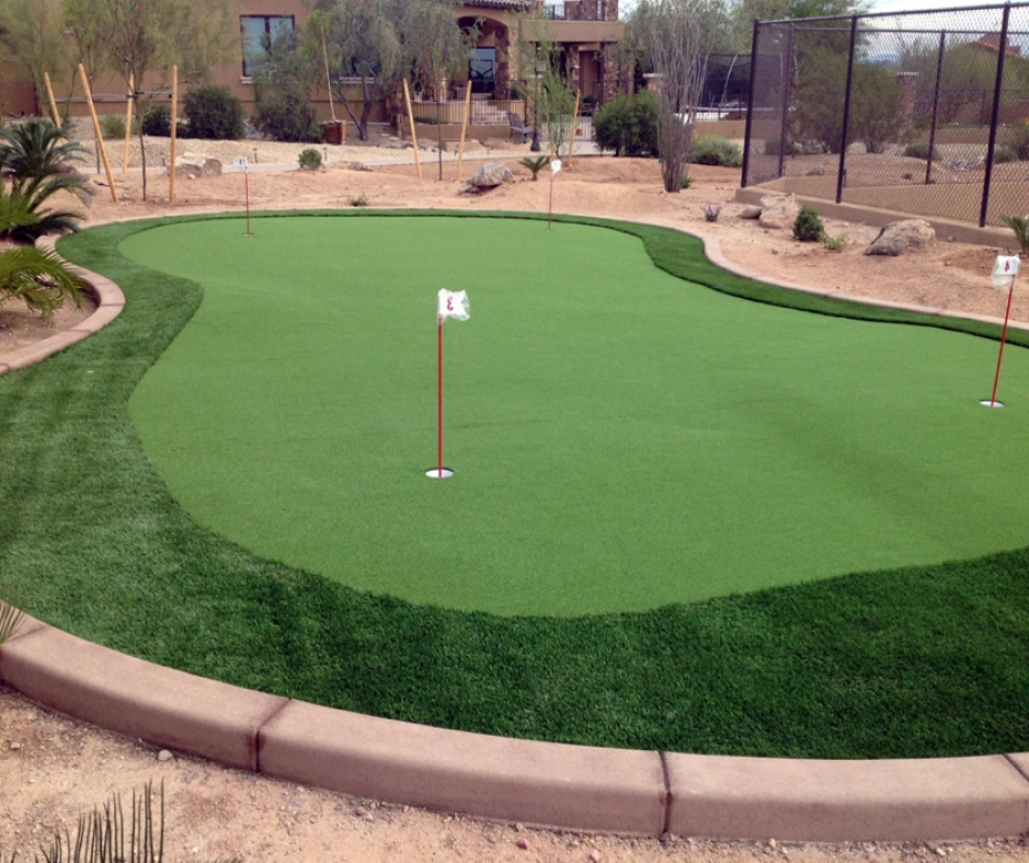 Artificial Grass Installation in Avondale, Arizona