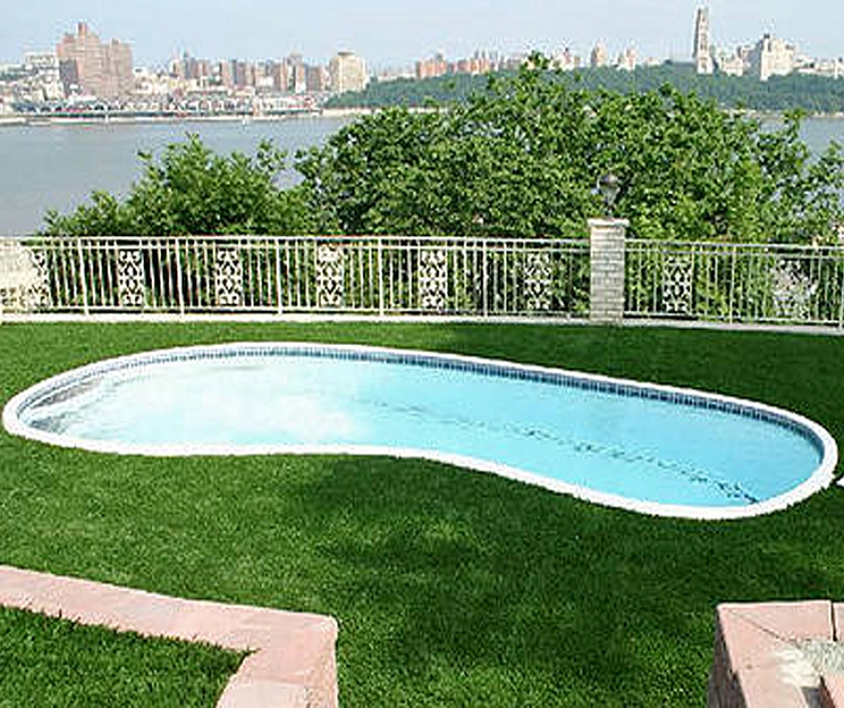 Artificial Grass Installation in Jersey City, New Jersey