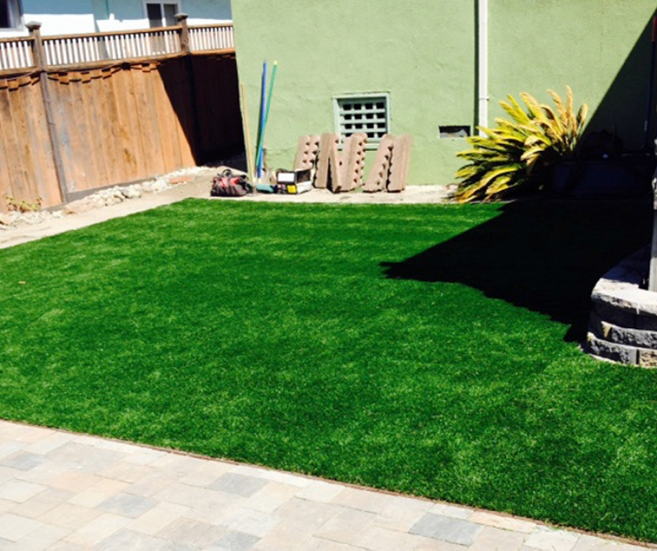 Artificial Grass Installation in Escondido, California