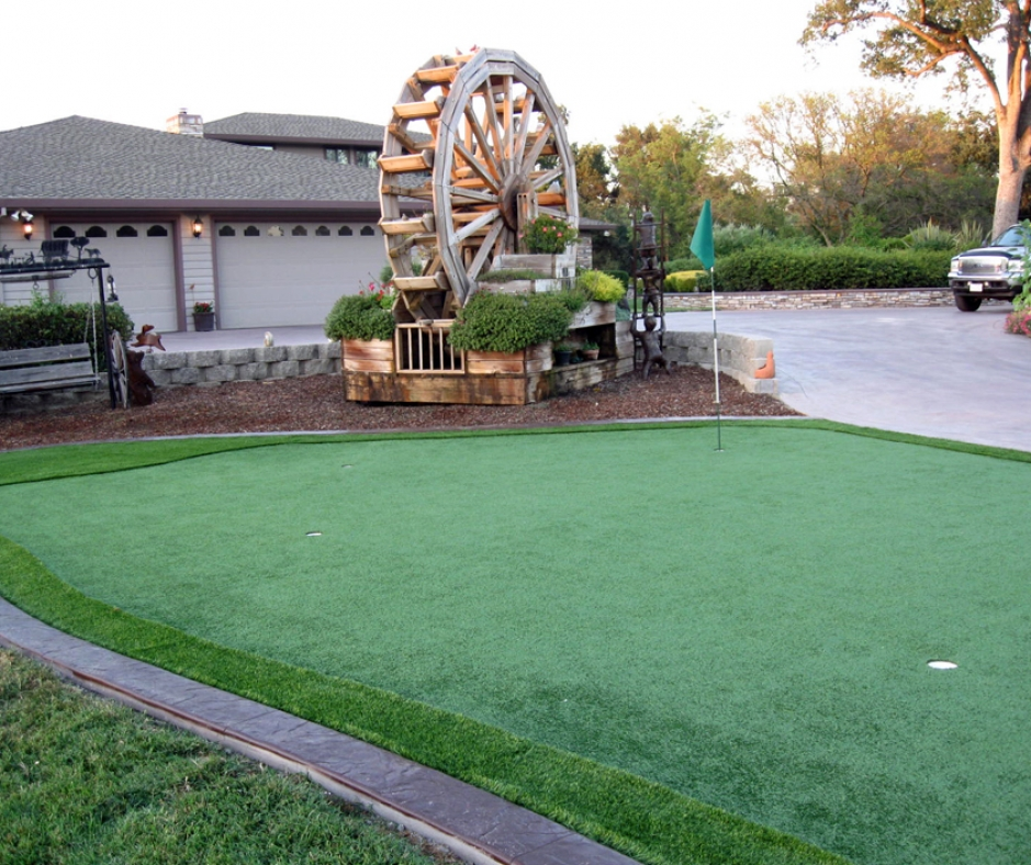 Artificial Grass Installation in Torrance, California