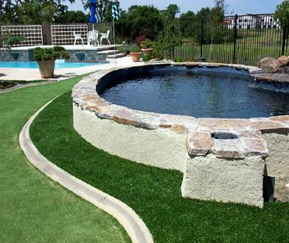 Artificial Grass Installation in Roseville, California