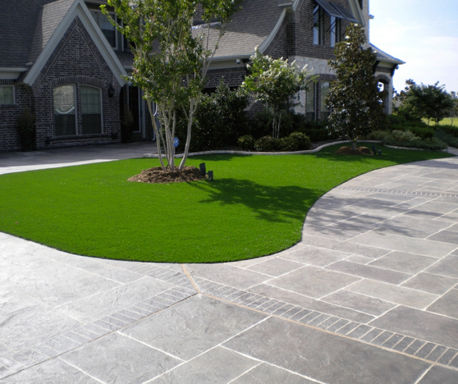 Artificial Grass Installation in Amarillo, Texas
