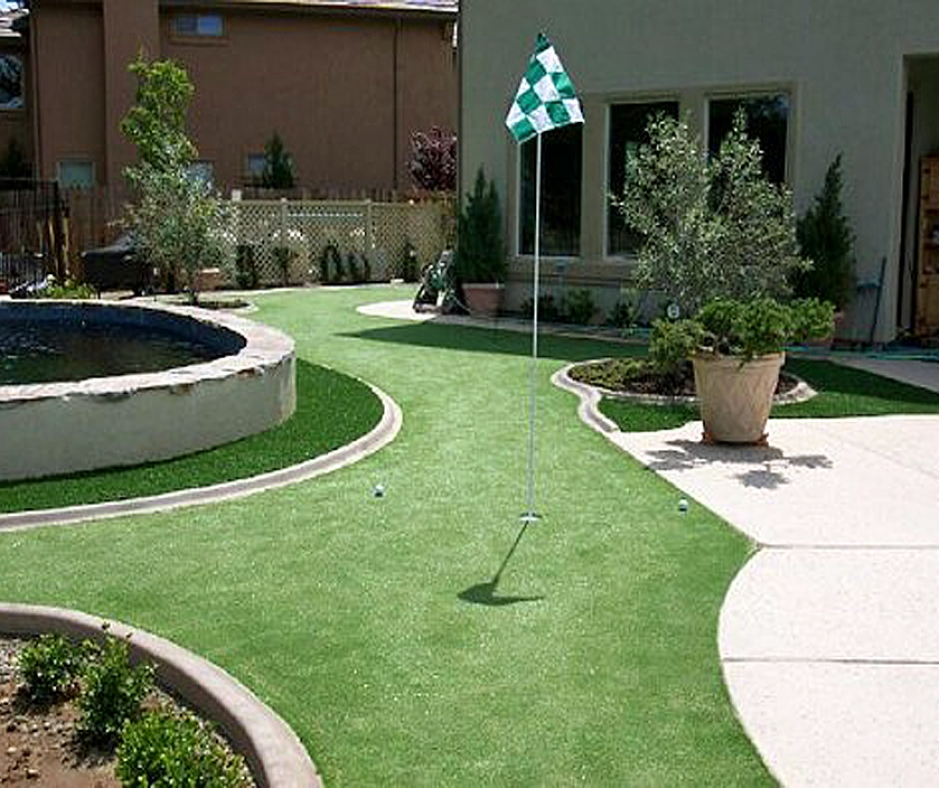 Artificial Grass Installation in Inglewood, California