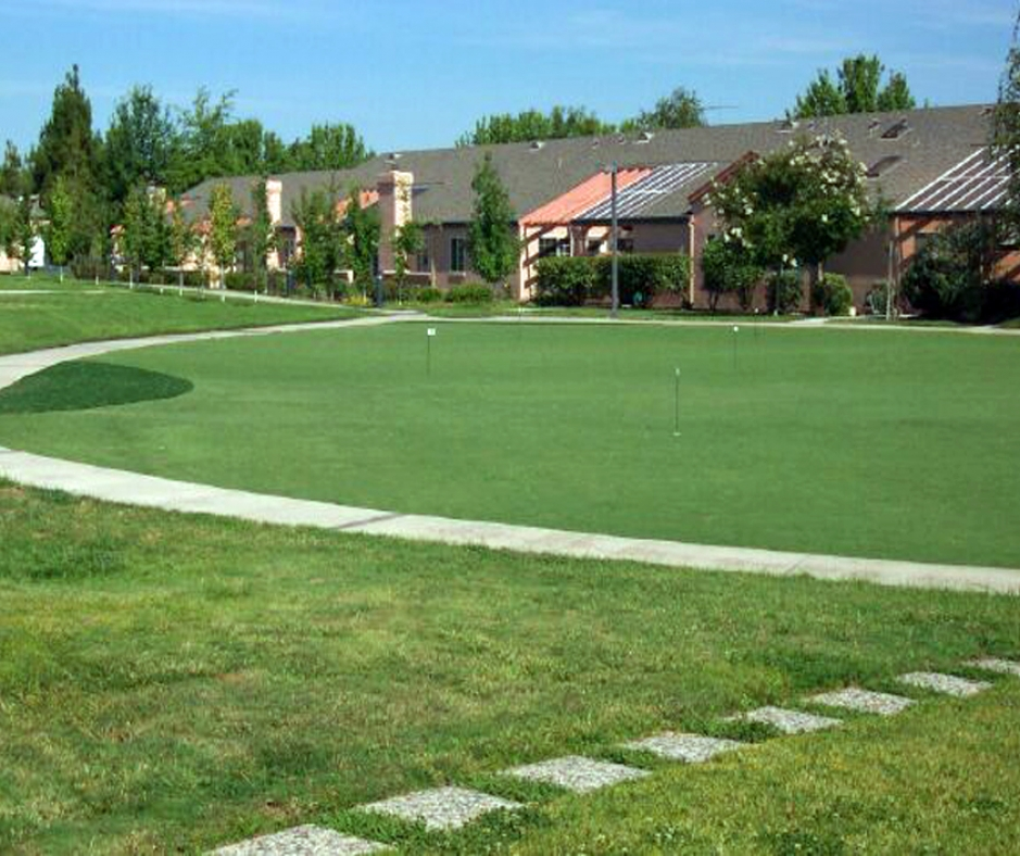 Artificial Grass Installation in Costa Mesa, California