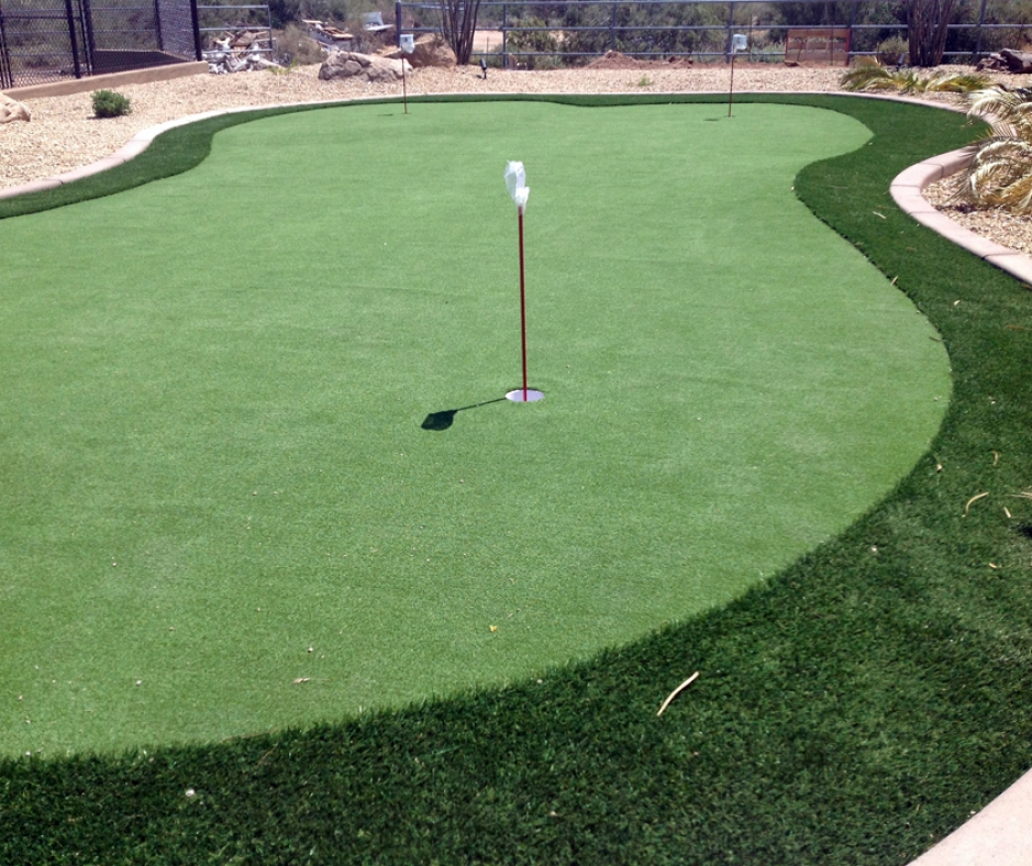 Artificial Grass Installation in Prescott Valley, Arizona