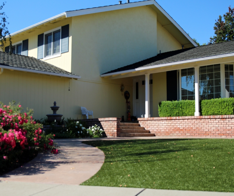 Artificial Grass Installation In Whittier, California