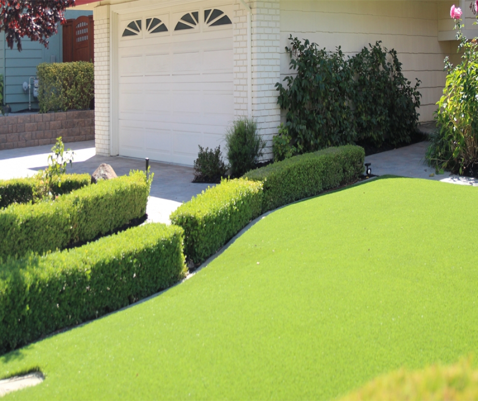 Artificial Grass Installation In Round Rock, Texas