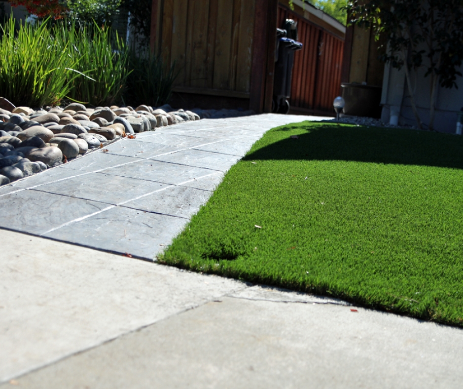 Artificial Grass Installation In Dana Point, California