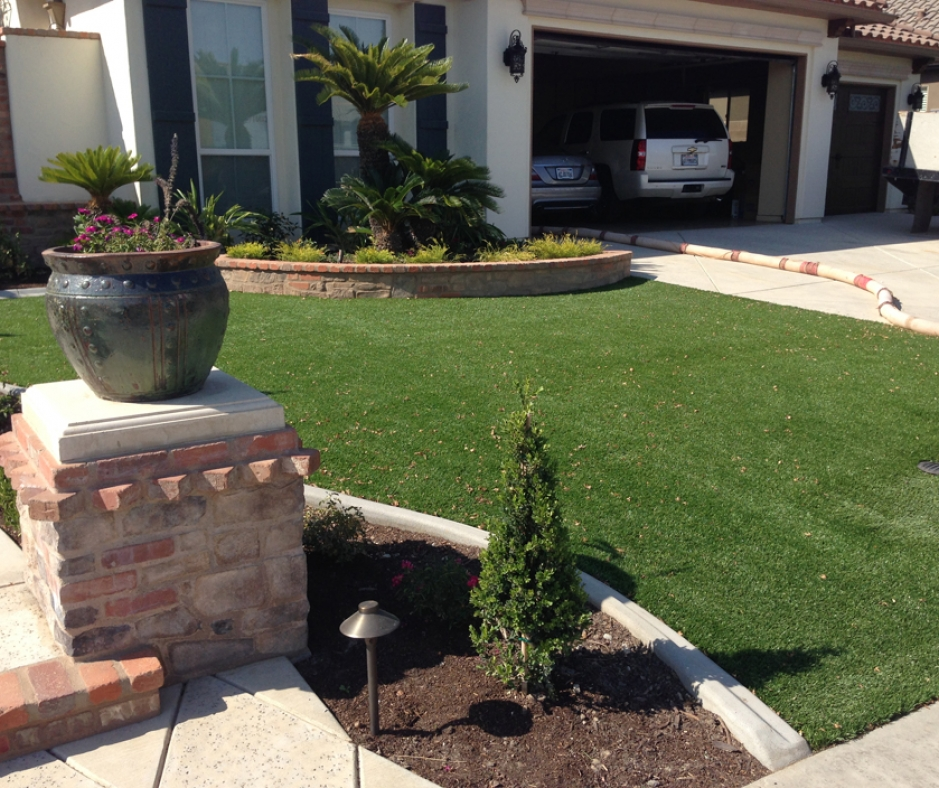 Artificial Grass Installation In Encinitas, California