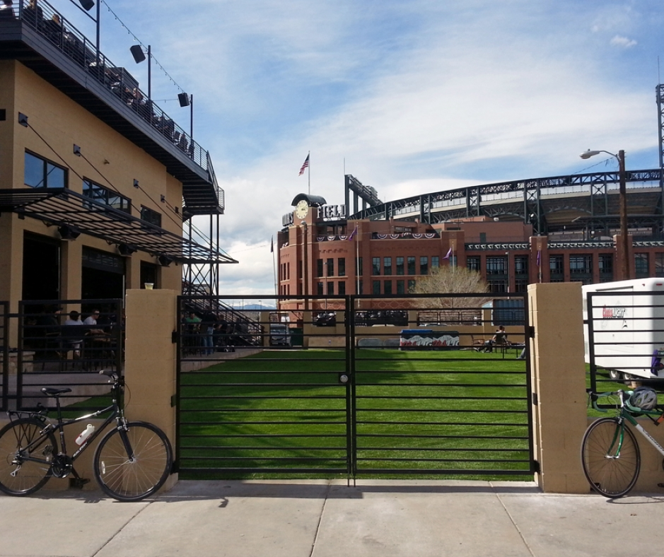 Artificial Grass Sport Fields in Denver, Colorado