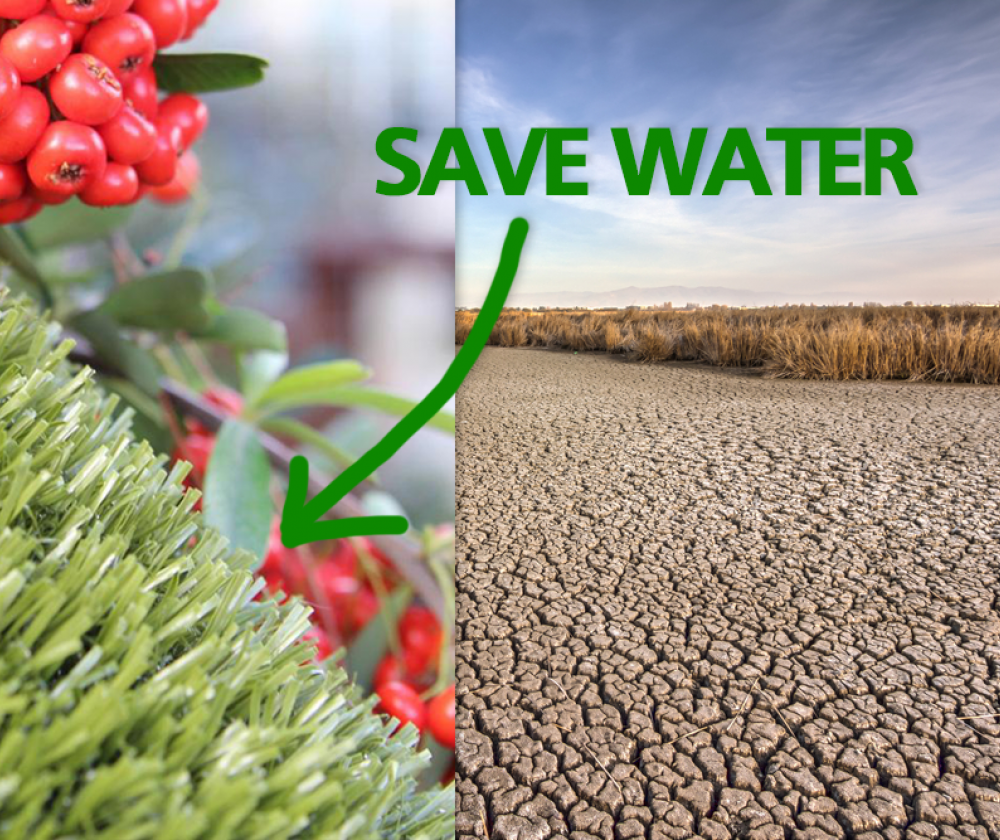 Artificial Grass Becomes More Attractive as California Ramps Up Water Restrictions