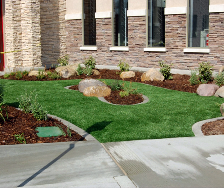 Artificial Grass Installation in Anderson, California