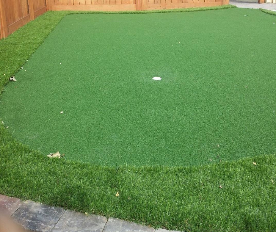 Artificial Grass Installation in Baytown, Texas