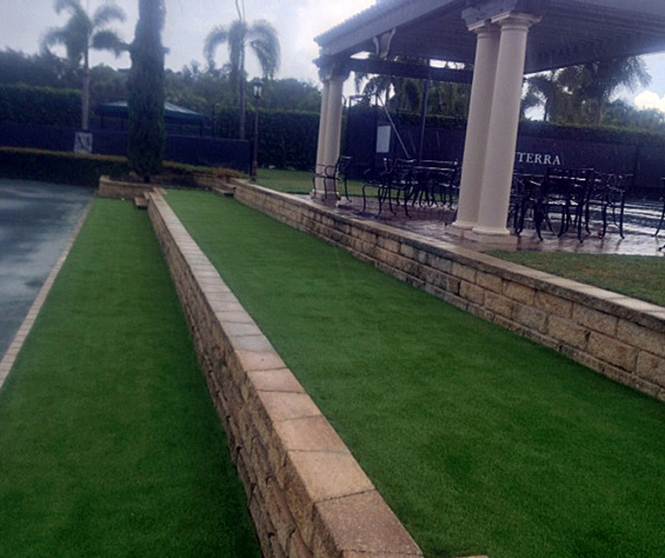 Artificial Grass Installation in Bolinas, California