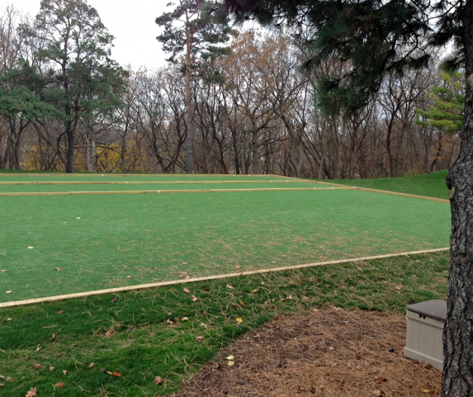 Artificial Grass Installation in Bryan, Texas