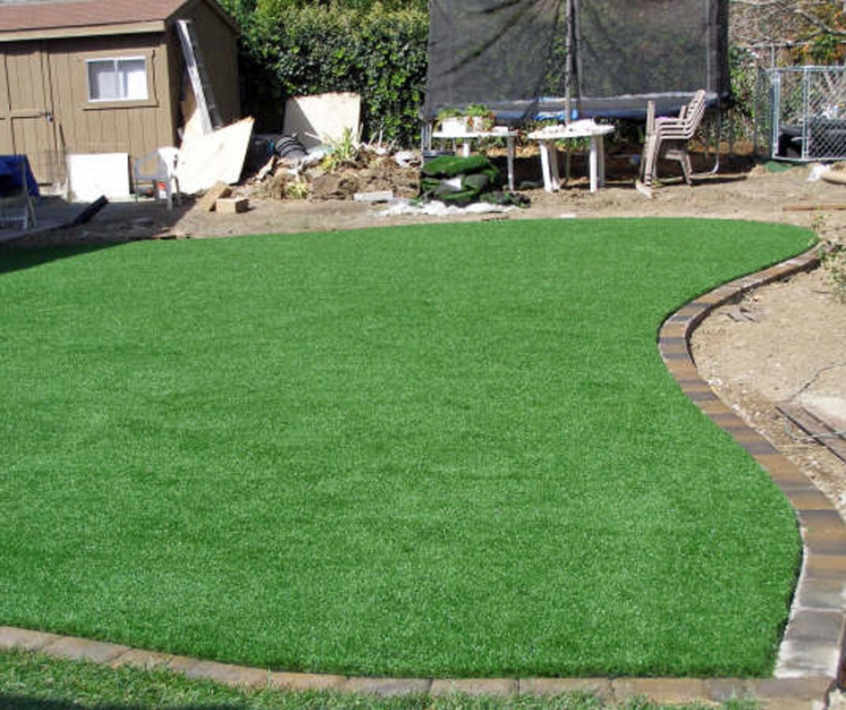 Artificial Grass Installation in Cathedral City, California
