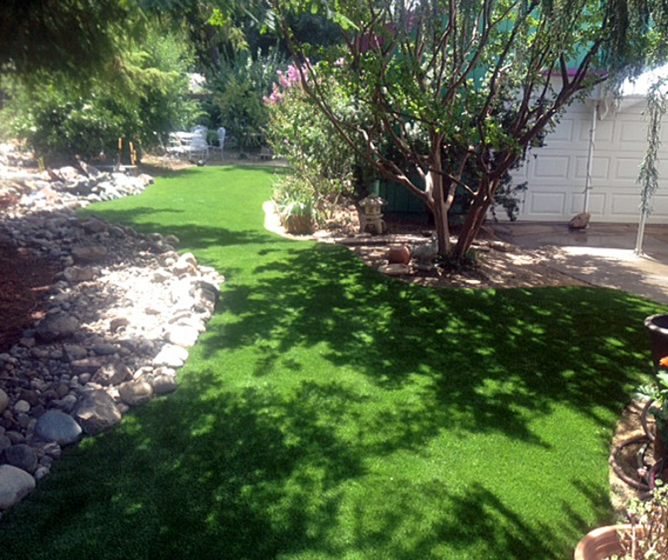 Artificial Grass Installation in Corcoran, California