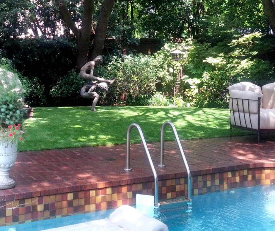 Artificial Grass Installation In Corte Madera, California