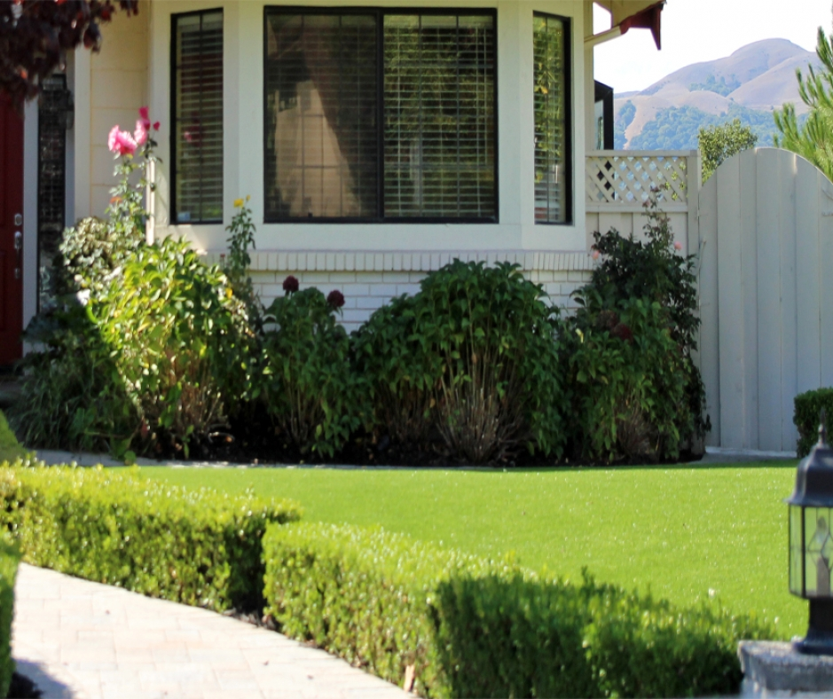 Artificial Grass Installation In Culver City, California
