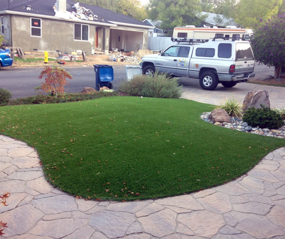 Artificial Grass Installation In Diamond Bar, California