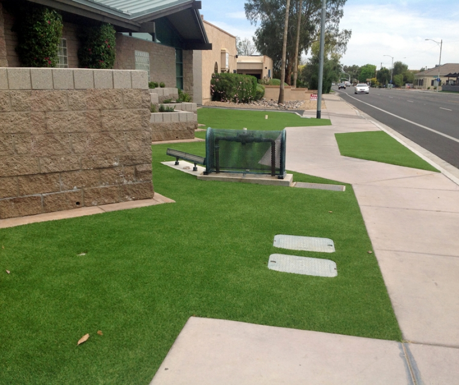 Artificial Grass Installation In Florence, Arizona