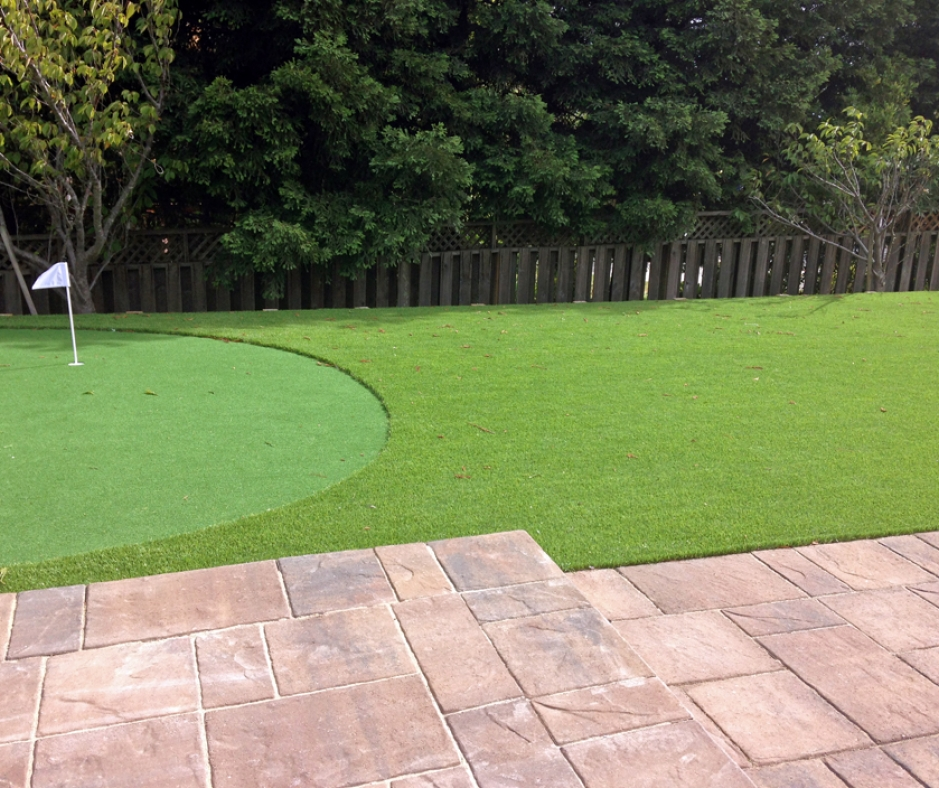 Artificial Grass Installation in Hollister, California