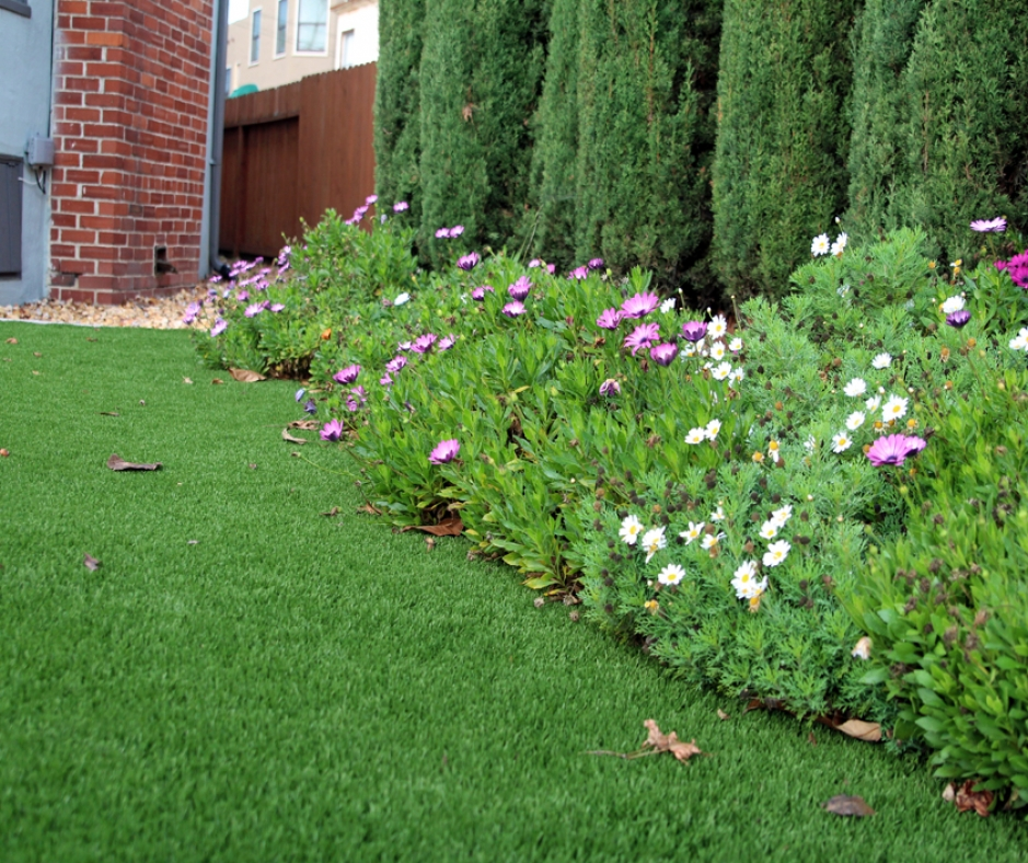 Artificial Grass Installation in Home Gardens, California