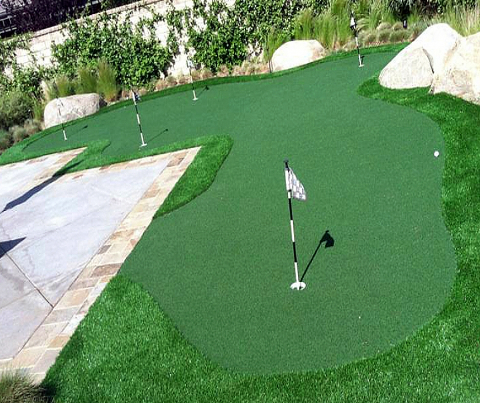 Artificial Grass Installation In Jamul, California