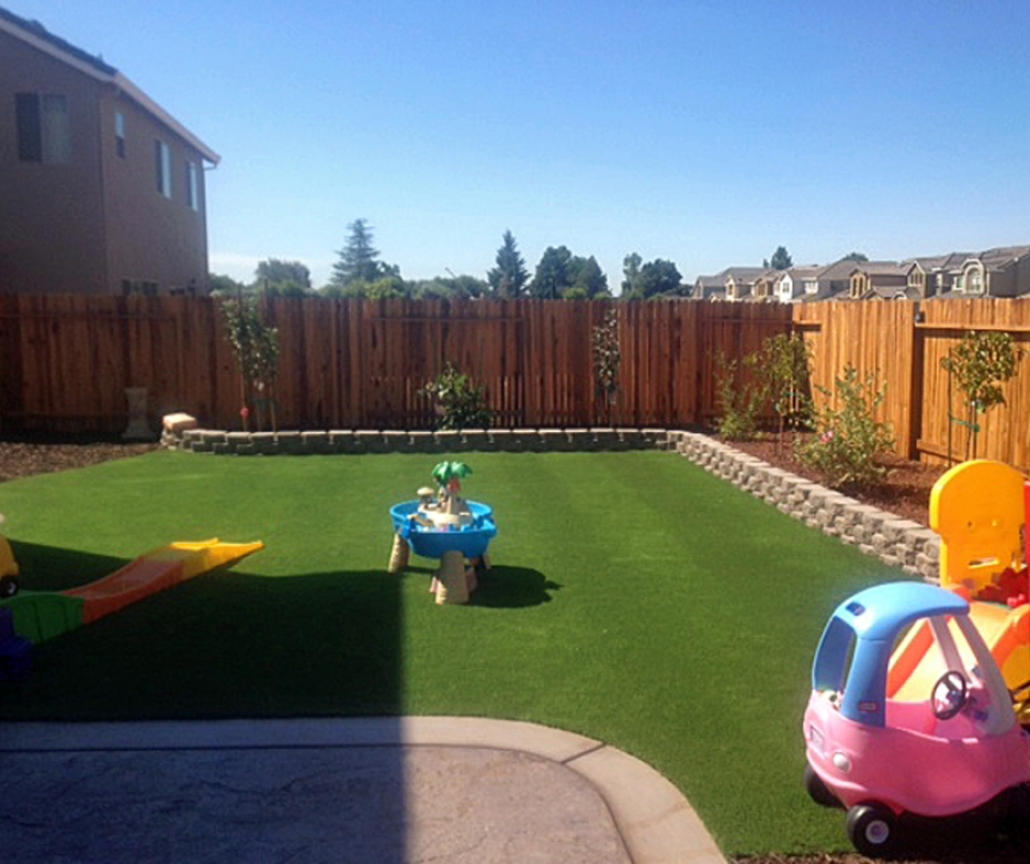 Artificial Grass Installation in Livingston, California