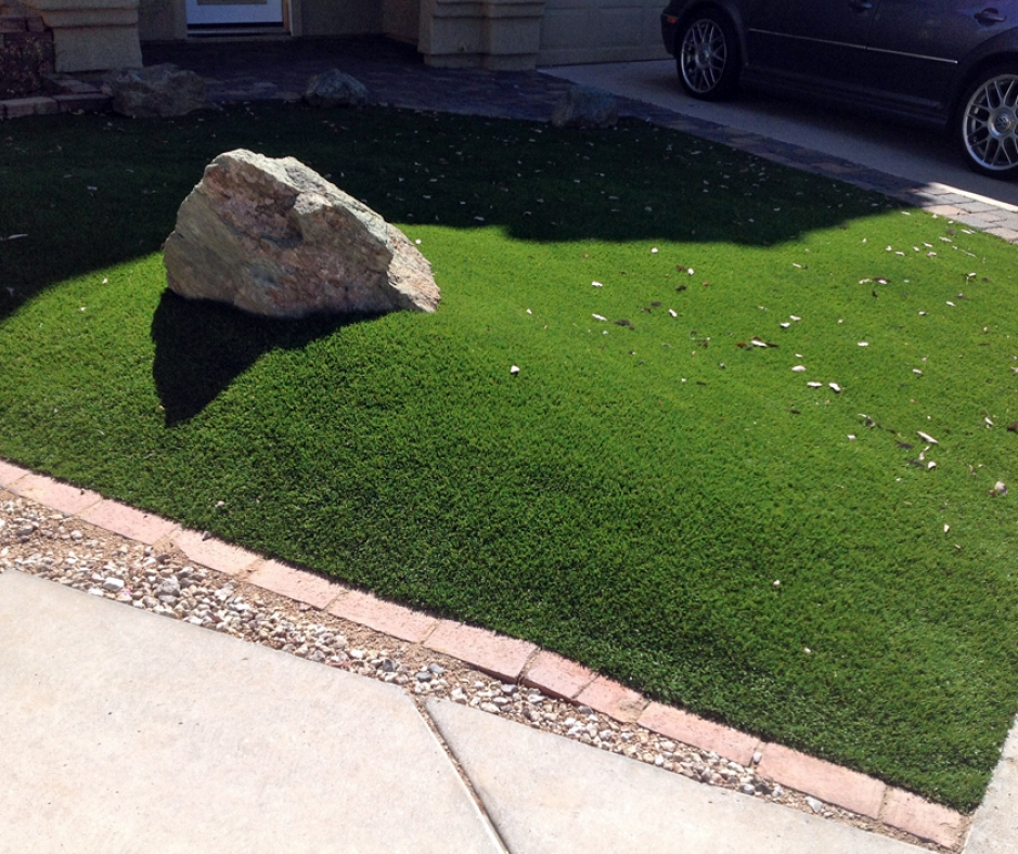 Artificial Grass Installation In San Luis, Arizona