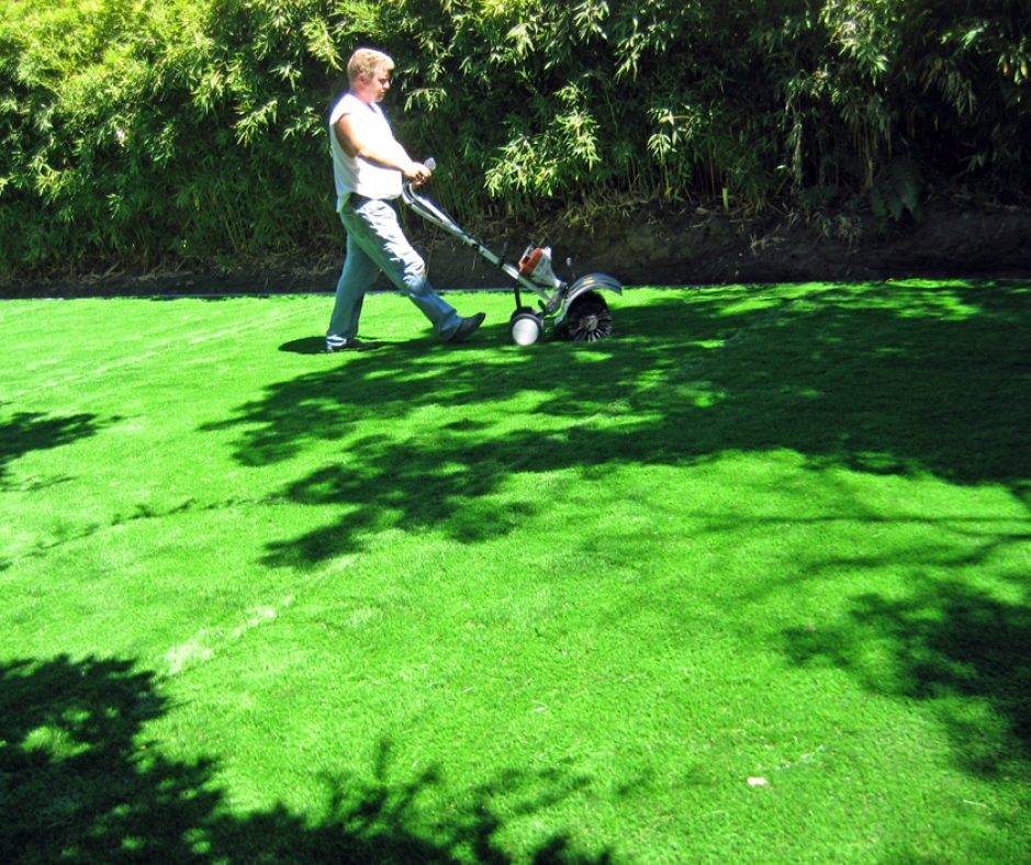 Artificial Grass Installation In Manteca, California