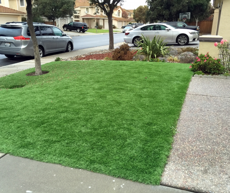 Artificial Grass Installation In Mecca, California